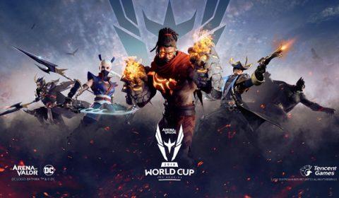 RoV บุกอเมริกาชิงเงินรางวัล 17 ล้านบาท ในการแข่งขัน Arena of Valor (AWC) กลางปีนี้