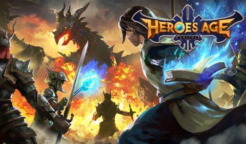 (รีวิวเกมมือถือ) Heroes Age Online เกม MMORPG ของแท้ต้องแบบนี้!!
