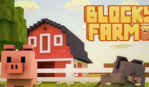 (รีวิวเกมมือถือ) Blocky Farm มาทำฟาร์มในสไตล์ภาพ 3D Pixel กันเถอะ!