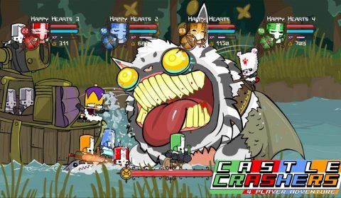 [PC-Steam] เกม Action Co-op สุดมันส์ Castle Crashers เปิดให้เล่นฟรีจนถึงสุดสัปดาห์นี้