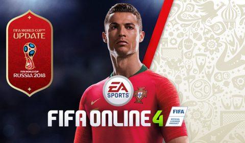 FIFA Online 4 เตรียมเปิด Open Beta พร้อมโหมด FIFA World Cup™ ให้คอเกมได้สัมผัส 12 มิถุนายนนี้