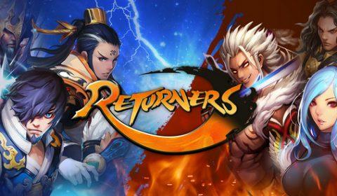 (รีวิวเกมมือถือ) Returners รวมพลฮีโร่ในเกม RPG สไตล์วางแผน