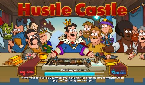 [Andriod-iOS] Hustle Castle : Fantasy Kingdom เกมบริหารจัดการสร้างปราสาทสุดทะเล้น!