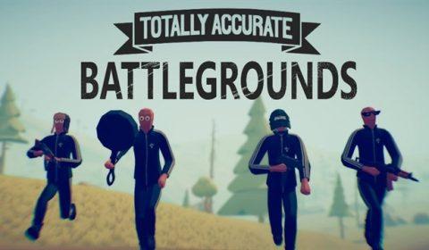 (รีวิวเกม PC) Totally Accurate Battlegrounds จากเกมล้อเลียน PUBG สู่เกมตัวเต็มอย่างเป็นทางการ!