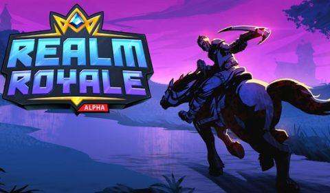 (รีวิวเกม PC) Realm Royale เกม Battle Royale แฟนตาซีจากผู้สร้าง Paladins