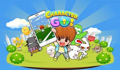 (รีวิวเกมมือถือ) Character GO รวมพลจับตัวละครดังล่ารางวัล