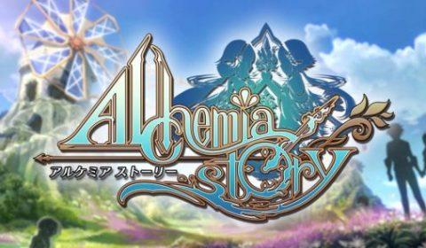 ดาวน์โหลดฟรี Alchemia Story เกมมือถือ mobile MMORPG จากญี่ปุ่น เปิดให้เล่นฟรี! ทั้ง iOS และ Android