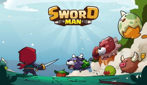 [เกมมือถือ] ผจญภัยสู่โลกแห่งมอนสเตอร์ Sword Man – Monster Hunter