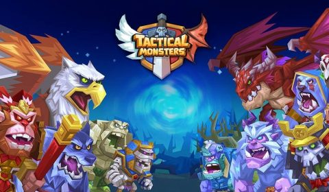 [รีวิวเกมมือถือ]เกมวางแผนสุดมันส์ Tactical Monsters Rumble Arena