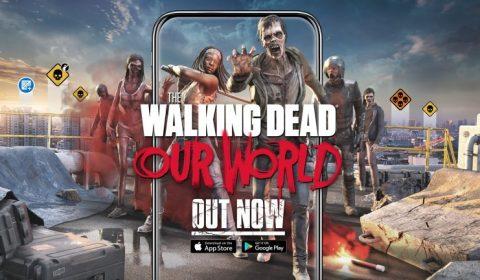[รีวิวเกมมือถือ] จากเกมสู่โลกแห่งความจริง! The Walking Dead : Our World