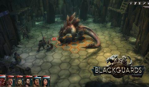 [Steam-ลดราคา]ถูกกว่านี้ก็แจกฟรีแล้ว! กับเกม RPG-Tactics สุดเก๋า BlackGuards