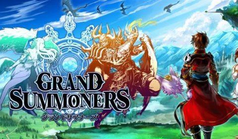 (รีวิวเกมมือถือ) Grand Summoners สุดยอดเกม JRPG บนมือถือที่ห้ามพลาด