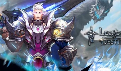 (รีวิวเกมมือถือ) Legacy of Destiny มหาศึกเกม MMORPG ภาพสวย ไหลลื่น