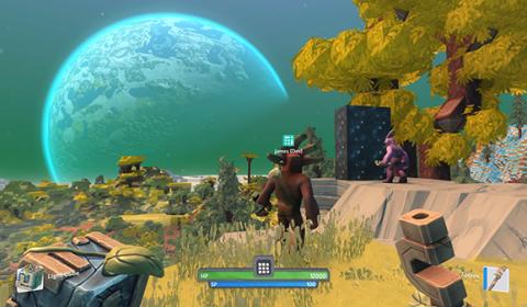 เตรียมพบกับ Boundless เกมแนว Epic Sandbox MMO บน PC และ PlayStation4 เดือนกันยายน 2018 นี้