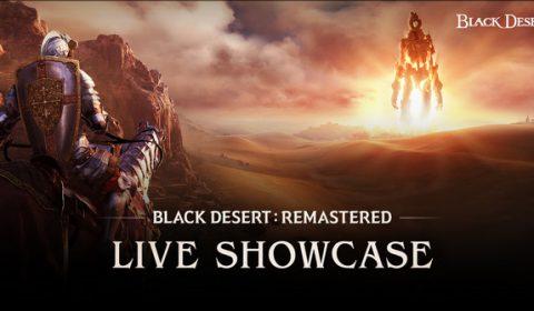 เตรียมพบกับการถ่ายทอดสด Black Desert : Remastered Media Showcase ในอีก 1 วัน!