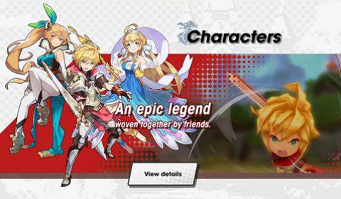 เกมส์มือถือใหม่น่าเล่น Dragalia Lost จาก Nintendo และ Cygames เตรียมเปิดให้เล่นในบางประเทศ 27 ก.ย. นี้