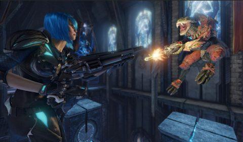 สายโหดต้องลอง Quake Champions เกมส์ Action-FPS รุ่นเก๋ากลับมาให้เราได้มันส์กันอีกครั้งแบบ Free to Play แล้ววันนี้บนระบบ Steam