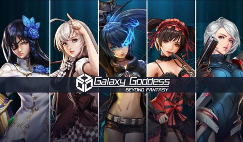 (รีวิวเกมมือถือ) Galaxy Goddess War รวมพลสาวอนิเมะตะลุยอวกาศ
