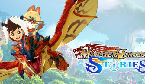 [How to play] มาเปิดโลกผจญภัยใน Monster Hunter Stories