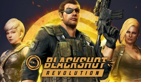 BlackShot Revolution ปล่อยอัพเดท Operation Breakthrough เริ่ม Competitive Mode Season 2 ทั้งเซิร์ฟเวอร์ SEA และ Global