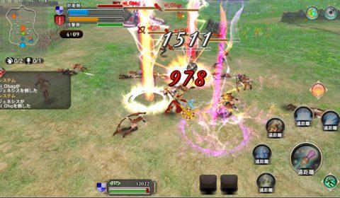 Fantasy Earth Genesis เกมส์มือถือสำหรับคนชอบวอร์ ผลงานร่วมระหว่าง Asobimo และ Square Enix พร้อมเปิดให้บริการในญี่ปุ่นแล้ววันนี้