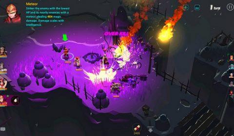 Man or Vampire เกมมือถือแนวใหม่ผสมผสานระหว่าง Strategy เข้ากับ Roguelike ได้อย่างลงตัว เปิดให้บริการอทั้งระบบ Android และ iOS