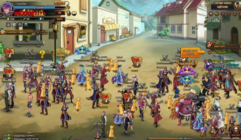 มุ่งหน้าสู่ท้องทะเลกันอีกครั้ง Pocket Pirate 2 เกมส์แนว Turn-Based เล่นบนเว็บ พร้อมเปิดให้บริการแล้ววันนี้