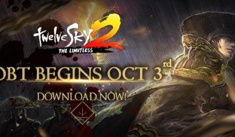 นับเวลาถอยหลัง! TwelveSky2: The Limitless เตรียมเปิด OBT 3 ตุลาคม นี้