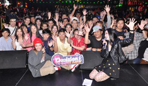 ฟรีมินิคอนเสิร์ตสุดมันส์Audition Dance Party EP.12 with 'GENA Desouza'