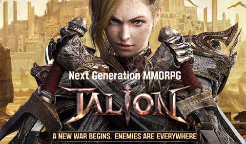 ค่ายใหญ่ Gamevil ประกาศเปิดตัว Talion เกมมือถือใหม่ mobile MMORPG พร้อมกันทั่วโลก กันยายน 2018 นี้!