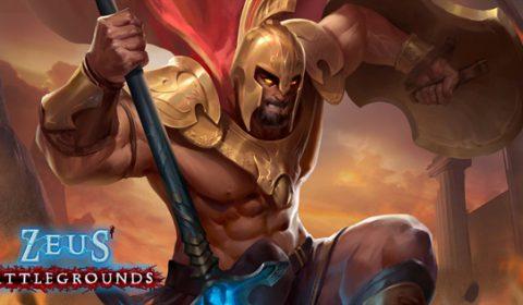 (รีวิวเกม PC) Zeus' Battlegrounds เกม Battle Royale ชิงตำแหน่งเทพเจ้า!