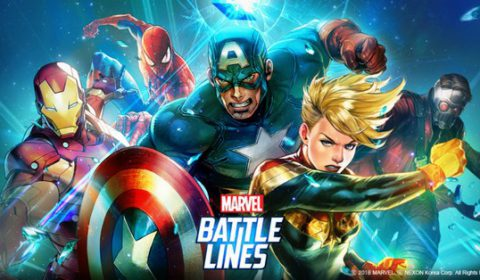 เกมใหม่ MARVEL Battle Lines ลงมือถือแล้วจ้า!