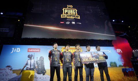PUBG ตอกย้ำความเป็นผู้นำอีสปอร์ต จัดแข่ง PUBG ASIA INVITATIONAL MACAO 2019