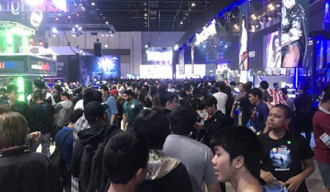 """มหกรรมงานเกมสุดยิ่งใหญ่ """"THAILAND GAME SHOW 2018""""  พร้อมระเบิดความมัน!! 3 วันเต็ม 26-28 ต.ค.นี้ ที่รอยัล พารากอน ฮอลล์"""