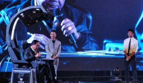 เอเซอร์ นำ Predator Thronos ร่วมเปิดประสบการณ์ใหม่ของการเล่นเกมในงาน Thailand Game Show 2018