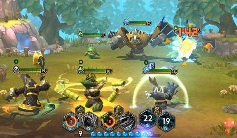Com2uS จัดกิจกรรมลงทะเบียนล่วงหน้าเกมใหม่ล่าสุด Skylanders Ring of Heroes