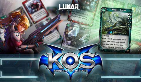KOS Trading Card Game 2.0 ดิจิทัลการ์ดเกมไทยเปิดตัวฟีเจอร์ใหม่ เพื่อก้าวแรกของภารกิจการเป็นอีสปอร์ตระดับโลก