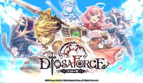 (รีวิวเกมมือถือ) Diosa Force เปิดศึกพิทักษ์โลกกับเทพธิดา ในเกม RPG สุดมันส์และเร็ว!