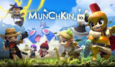 (รีวิวเกมมือถือ) Munchkin.io เกมแบทเทิล PVP ขนาดเล็กแบบ Real time!