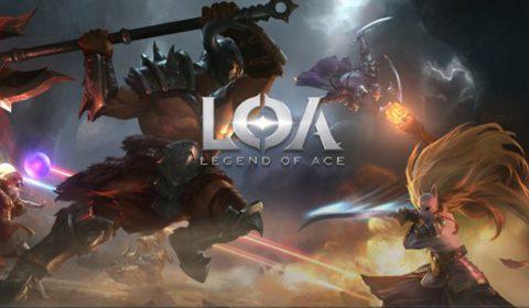 (รีวิวเกมมือถือ) Legend of Ace เกม MOBA ภาพลื่น เร็ว และมันส์มาก!