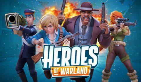(รีวิวเกมมือถือ) Heroes of Warland ศึกฮีโร่กับเกม FPS Team Based สุดมันส์