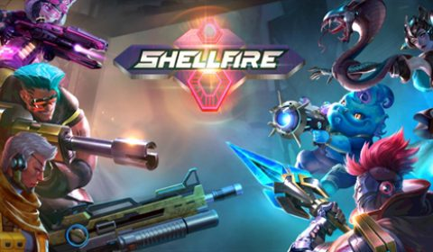 (รีวิวเกมมือถือ) ShellFire เกม MOBA FPS สุดมันส์ เหมือนเล่นบน PC!