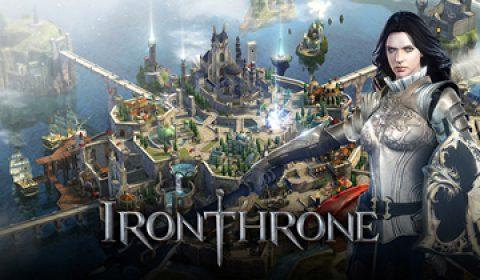 Iron Throne เผยอัปเดตของเดือนพฤศจิกายนเซ็ตอุปกรณ์ใหม่และระบบผู้ช่วยมาแล้ว