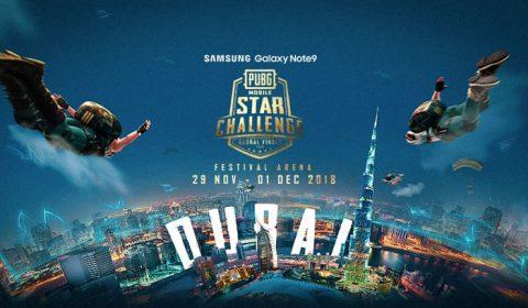 เปิดโหวต! PUBG MOBILE STAR CHALLENGE ทีมใดจะเป็นผู้ชนะ! ในศึกเกมเอาตัวรอดสุดร้อนแรงที่ดูไบ