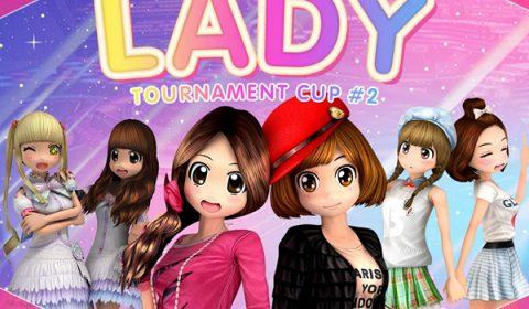 AUDITION เฟ้นหาสาวขาแดนซ์ตัวจริงแบบคู่จิ้นสาวสุดแซ่บในการแข่งขันแบบทีมกับ LADY TOURNAMENT CUP #2
