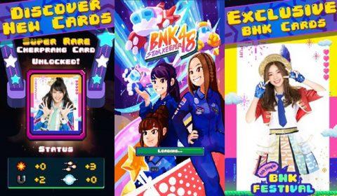 [รีวิวเกมมือถือ] BNK48 เปิดตัวเกม BNK48 Star Keeper เล่นฟรีบนมือถือ!