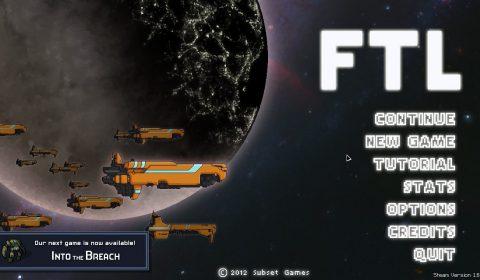 [รีวิวเกม]แฉกันให้รู้ อะไรคือเกมแนว FTL