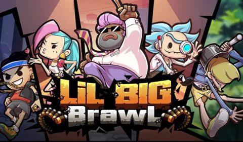 (รีวิวเกมมือถือ) Lil Big Brawl เกม Battle Royale ภาพน่ารัก จบเกมได้ใน 5 นาที