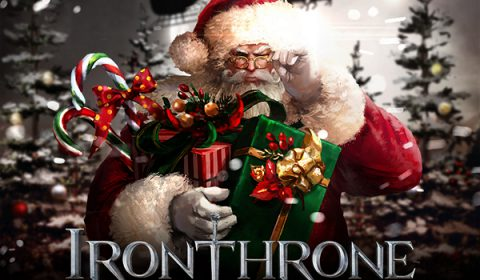 Iron Throne เผยอัปเดตประจำเดือนธันวาคม เนื้อหาของโหมด PvP และอีเวนต์เทศกาลกำลังจะมาในเดือนนี้