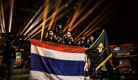 """คนไทยสร้างผลงานกระหึ่มคว้าแชมป์โลก  """"PUBG Mobile Star Challenge 2018"""" รับเงินรางวัลสูงกว่า 6.5 ล้านบาท"""